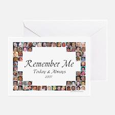 Remember Me Greeting Cards (Pk of 10)