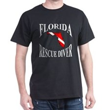 Cute Diver down T-Shirt