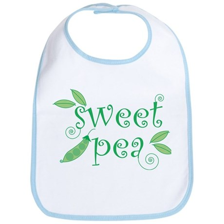 Sweat Pea Bib