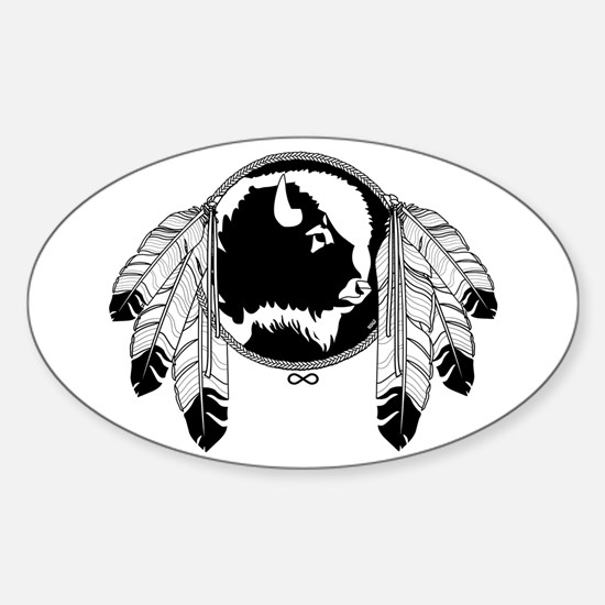 First Nations Sticker Native Art Metis Stickers