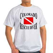 Colorado Rescue Diver T-Shirt