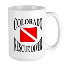 Colorado Rescue Diver Mugs