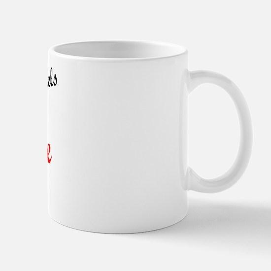 In Love with Monique Mug