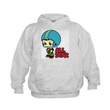 All Star Football Player Hoodie