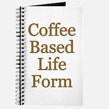 Coffee Based Life Form Journal