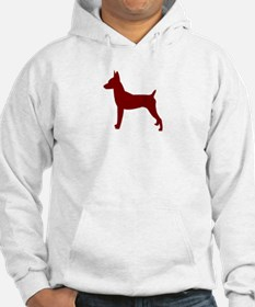 Just Toy Fox (Red) Hoodie