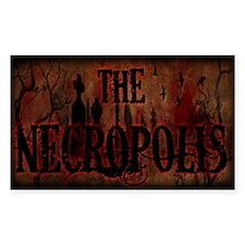 Necropolis logo Decal