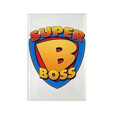 Super Boss Rectangle Magnet