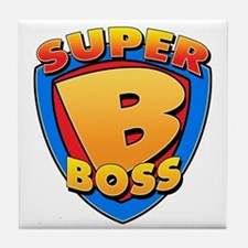 Super Boss Tile Coaster