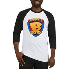 Super Boss Baseball Jersey