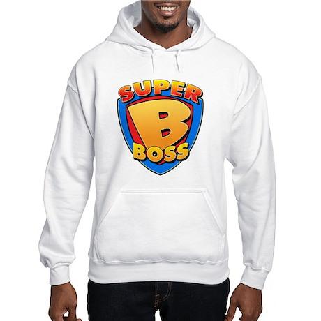 Super Boss Hooded Sweatshirt