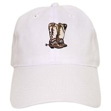 Boots and Spurs Cap