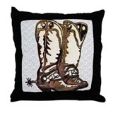 Suede pillows Throw Pillows