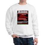 10thAmendment/A Patriot is Loyal Sweatshirt