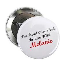 In Love with Melanie Button