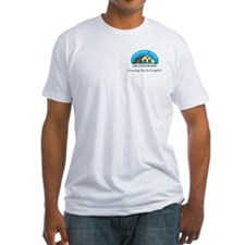 Comfort Zone Fitted T-shirt (Made in the USA)