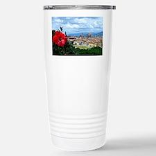 Florence, Italy beautiful lands Travel Mug