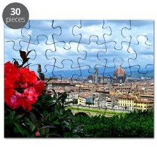 Florence, Italy beautiful landscape Puzzle
