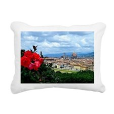 Florence, Italy beautifu Rectangular Canvas Pillow