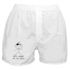 Safety Goggles Boxer Shorts