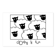 Dolly the Sheep Postcards (Package of 8)