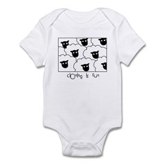 Dolly the Sheep Infant Bodysuit