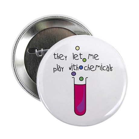 """Play with Chemicals 2.25"""" Button (10 pack)"""