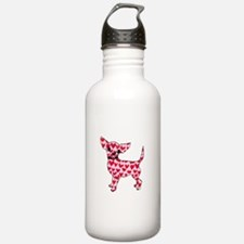 Chihuahua Sports Water Bottle