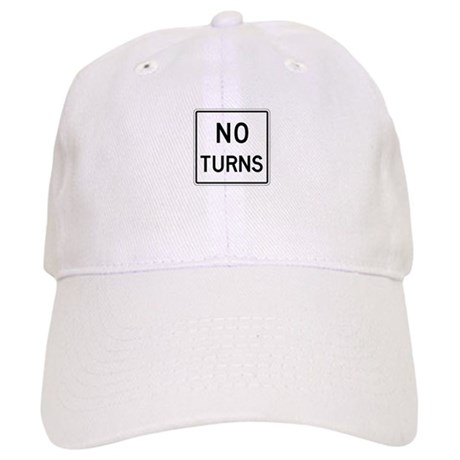 No Turns - USA Cap