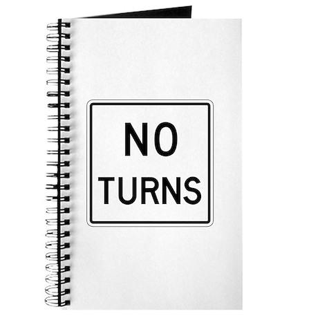 No Turns - USA Journal