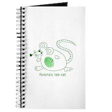 Forensic Lab Rat Journal