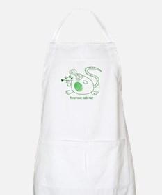 Forensic Lab Rat BBQ Apron