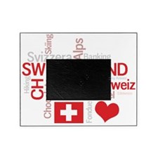 Switzerland2forDark Picture Frame
