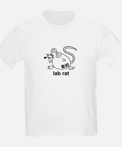 Lab Rat Kids T-Shirt
