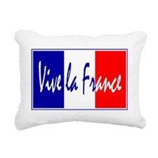 ViveLaFrance-Best Rectangular Canvas Pillow