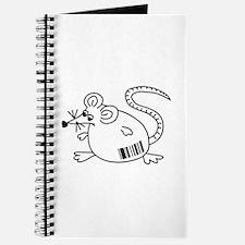 Barcode Rat Journal