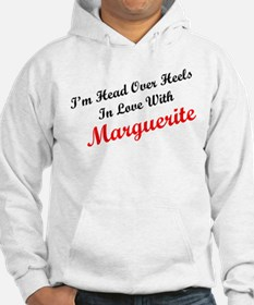 In Love with Marguerite Hoodie