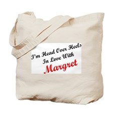 In Love with Margret Tote Bag