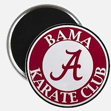 Bama Karate Club Member's Magnet
