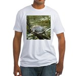 porcupine 2 Fitted T-Shirt