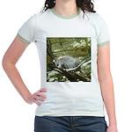 porcupine 2 Jr. Ringer T-Shirt