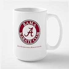 Bama Karate Officer's Mug