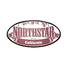 Northstar California Ski Resort 2 Patches