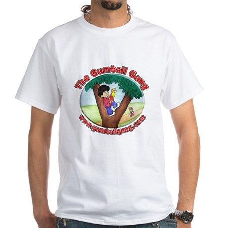 Water Balloon Bomb! White T-Shirt