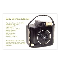 Baby Brownie Special Postcards (Package of 8)