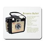 Brownie Bullet Mousepad