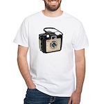 Brownie Bullet White T-Shirt