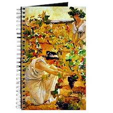 Sorolla - Grape Harvest Journal