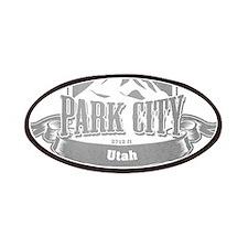Park City Utah Ski Resort 5 Patches