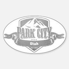 Park City Utah Ski Resort 5 Decal